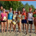 Третий тур открытого чемпионата СНГ среди смешанных команд (MIX)